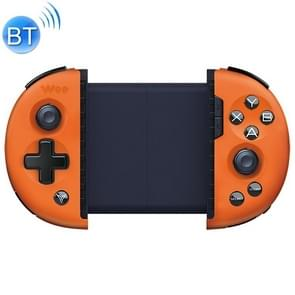 Wee 2T somatosensorische stretchable Bluetooth gamepad voor 3.5-6.3 inch Android/IOS-telefoons (oranje)