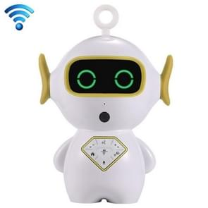 V829 Xiaogu Students AI Intelligent WiFi Smart Robot (Gold)