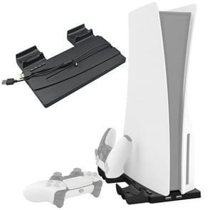 iplay HBP-269 Voor PS5 De / UHD-oplaadstandaard verticale basishouder met handgreeplader