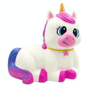 PU Slow Rebound Super Grote Unicorn Squeeze Speelgoed