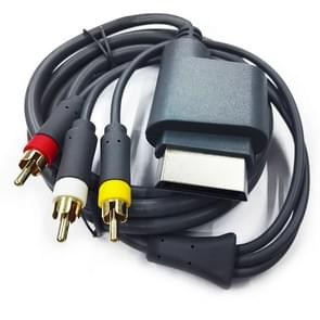 Multifunctionele AV kabel voor XBOX360  lengte: 1 8 meter