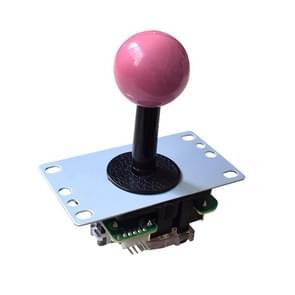 Spel machine Rocker handvat boksen King Street Fighter accessoires (roze)