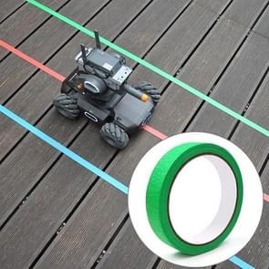 STARTRC1105732 visuele identiteits band/lijn verlengstukken voor DJI RoboMaster S1 (groen)