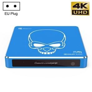 Beelink GT-King PRO S922H Android 9.0 HD AV Video TV Box Multimedia Player  Amlogic S922H Hexa Core  4GB+64GB  Support Dual Band WiFi (EU Plug)