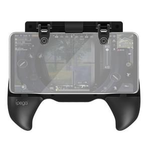 ipega PG-9117 Shooting Mobile Game Retractable Game Controller, Compatible with Mobile Phone Width: 65-80mm (Black)