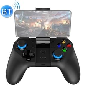 ipega PG-9129 Devil Z Bluetooth 4.0 Bluetooth Gamepad with Stretchable Mobile Phone Holder & LED Light Button, Compatible with IOS and Android Systems(Black)