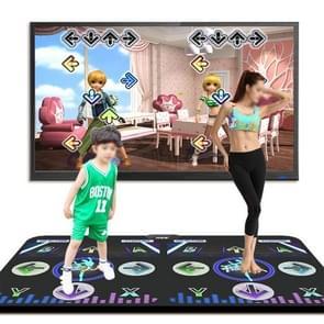 Ritme patroon draad dubbele HD dansen deken TV computer dual-use somatosensorische dansen machine  dikte: 11mm