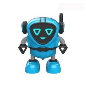 JJR/C R7 mini afstandsbediening Robot Battle gyroscoop speelgoed (blauw)