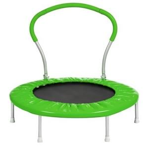 [US Warehouse] 36 inch Outdoor Activity Small Round Trampoline Bouncing Bed with Handle(Green) [US Warehouse] 36 inch Outdoor Activity Small Round Trampoline Bouncing Bed with Handle(Green) [US Warehouse] 36 inch Outdoor Activity Small Round Trampoline Bo