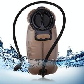 3L TPU Outdoor Sports Riding Water Bag Pressure Liner Environmentally Friendly Portable Drinking Water Bag