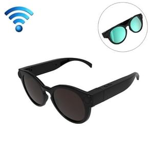 K11 Smart WIFI Glasses, Support 155 degrees Wide-angle & TF Card & USB & Indicator Light