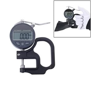 0-10mm Range Digital Display Percentage Thickness Gauge