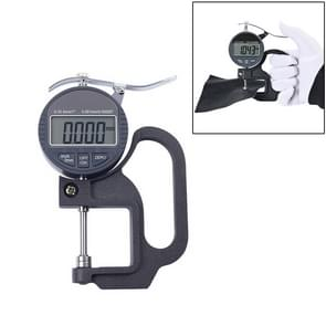 0-25mm Range Digital Display Micrometer Thickness Gauge