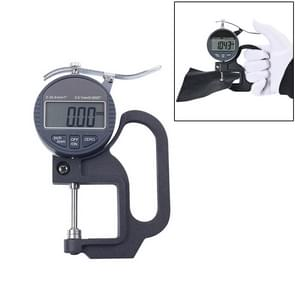 0-25mm Range 30mm Probe Digital Display Percentage Thickness Gauge