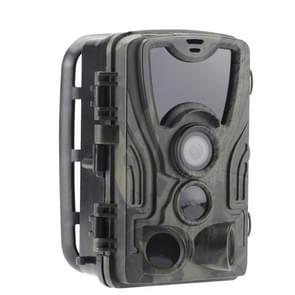 HC801A 8MP Waterproof IP65 IR Night Vision Security Hunting Trail Camera, Novatek96650 Program, 120 Degree Wide Angle, 110 Degree PIR Sensing Angle