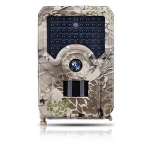 PR-200 IP54 Waterproof IR Night Vision Security Hunting Trail Camera, 120 Degree Wide Angle,100 Degree PIR Sensing Angle