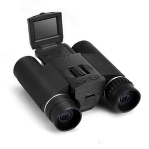 DB618B 10X LCD Hand-free Neck Strap Digital Camera Binoculars with 25mm Objective Lens