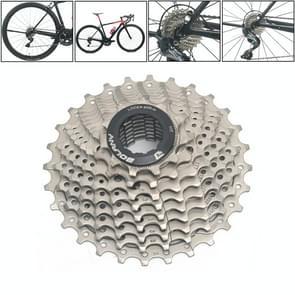 BOLANY CSR928S 9-speed 11-28T stalen kaart type Road fiets vliegwiel fiets kettingwiel