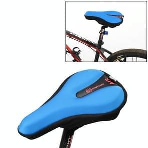 XINTOWN outdoor fietsen benodigdheden airbag fiets Stoelhoes met reflecterende strip (blauw)