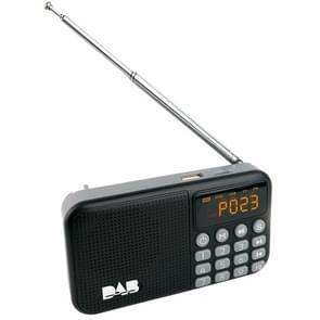 DAB-P8 Portable Multifunctional DAB Digital Radio, Support Bluetooth, MP3