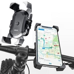 Baseus Universal Bicycle Mobiele Telefoon Houder  geschikt voor 4.0-6.0 inch mobiele telefoons  Joyroom JR-OK5 Universal Bicycle Mobiele Telefoon Houder