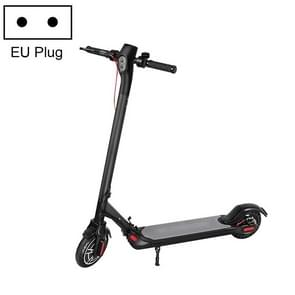 [EU-opslagplaats] KUGOO KIRIN ES2 350W Drietraps verstelbare opvouwbare elektrische scooter met 8 5 inch Solid Honeycomb Tires & LCD Display & LED Light & APP Control  Laadcapaciteit: 100kg  EU Plug(Zwart)