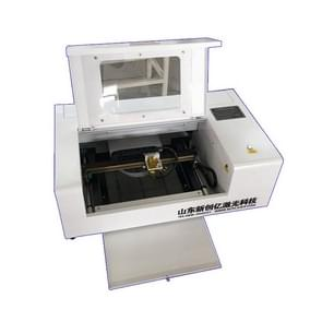 35W Smart CO2 Laser Cutting Machine for Mobile Phone Film AC 220V / 110V