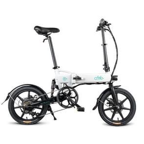 [EU-opslagplaats] Fiido D2S 250W Drietraps 16 inch 36V 7.8Ah opvouwbare elektrische fietsscooter(zwart)