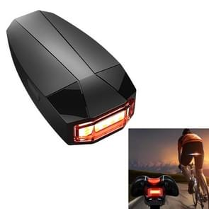 ANTUSI A4 USB Charging COB Light Source Excellent Cycling Bike Brake Warning Alarm Tail Light