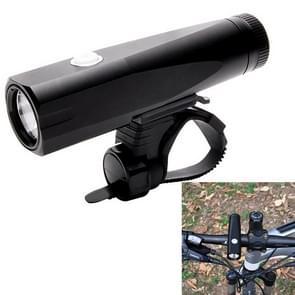 LR-Y1 T6 LED 800LM USB opladen fiets LED koplamp voorlicht met 5 modi
