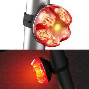 S1 7 LEDs 80LM IPX5 Waterproof USB Charging Excellent Cycling Bike Brake Light