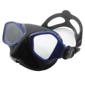 DM700 silicagel DUIKMASKER zwembrillen duikuitrusting voor volwassenen (blauw)