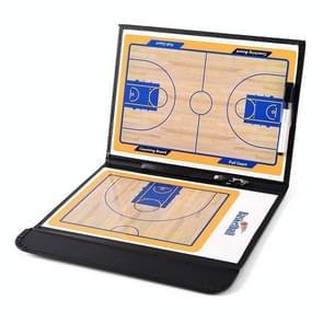 Professionele opvouwbare basketbal bord ' Double-sided Coaching begeleidt Klembord basketbal tactische Board