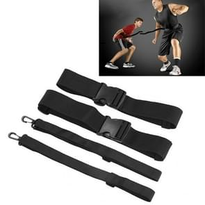 4 in 1 vermogen Training apparatuur snelheid reactie riem voetbal basketbal Agility Training sportuitrusting voor volwassene