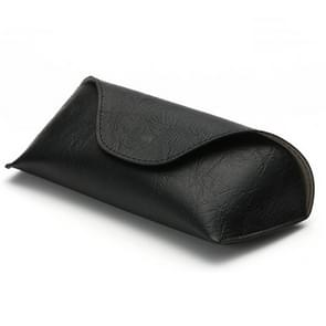 Mode PU leder Pocket Zonnebril Glasses Case vak