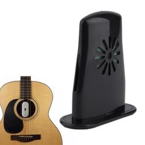 Acoustic Guitar Humidifier Fret And Wood Cracks Eliminator For Ukulele(Black)