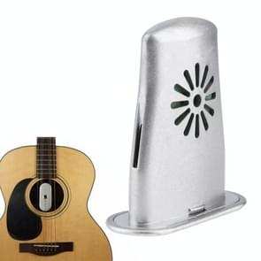 Acoustic Guitar Humidifier Fret And Wood Cracks Eliminator For Ukulele(Silver)