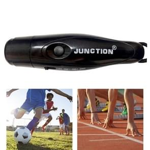 Outdoor Training Referee Coach Chargeable Electronic Whistle (Black)