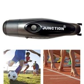 Outdoor Training Referee Coach Chargeable Electronic Whistle (Grey)