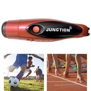 Outdoor Training Referee Coach Chargeable Electronic Whistle (Red)