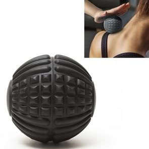 EVA Balance Training Voet Massage Ball Yoga Ball(Zwart)