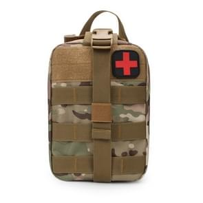 Outdoor Travel Portable First Aid Kit (Colour)