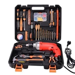 STT-044G Multifunction Household 44-Piece Industrial Grade Power Drill Toolbox Set