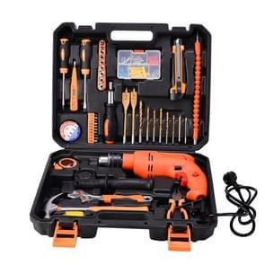 STT-044J Multifunction Household 44-Piece Household Level Power Drill Toolbox Set