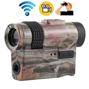 10X 720P Digital Camera USB Charge WiFi Monocular, Support TF Card (32GB Max)