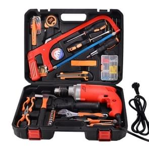 STT-052G Multifunction Industrial 52-Piece Household Level Power Drill Toolbox Set