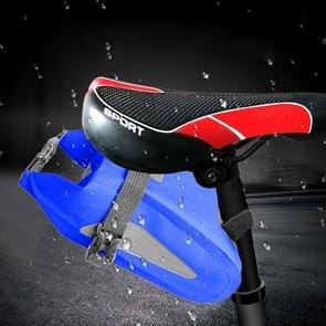 Outdoor Waterproof Multi-functional PVC Bag Tool Bag for Bicycle (Blue)