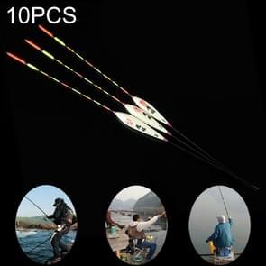 10PCS Eagle Eye1# Fishing Float Nano Floater Bobber