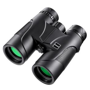 HTK-61-01 10x42 High Definition High Times Binoculars Telescope for Outdoor Camping Travel Mountaineering (Black)