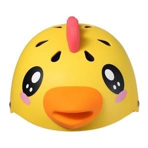 Original Xiaomi 700Kids 6 PCS Chicken Pattern Cartoon Cute Child Sports Protective Helmet